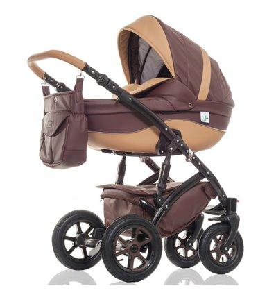 Детская коляска 2 в 1 Broco Eco 02