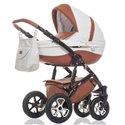 Детская коляска 2 в 1 Broco Eco 03