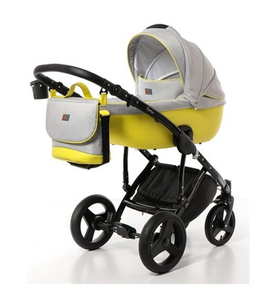 Детская коляска 2 в 1 Broco Porto 01