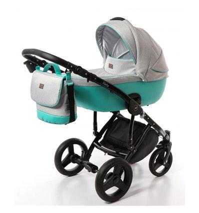 Детская коляска 2 в 1 Broco Porto 02