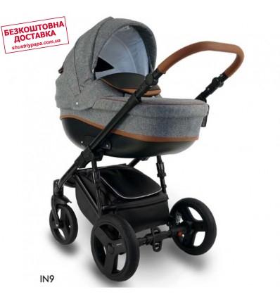 Детская коляска 2 в 1 Bexa Ideal New IN09