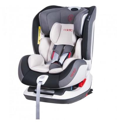 Автокресло детское Coletto Vento Isofix Grey, 0-25 кг