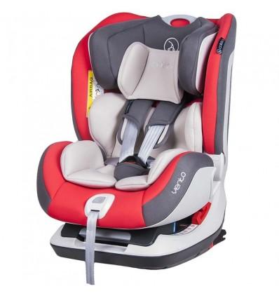 Автокресло детское Coletto Vento Isofix Red, 0-25 кг