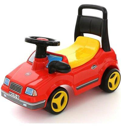 Спортивный автомобиль-каталка Вихрь (со звуковым сигналом) Polesie 7994