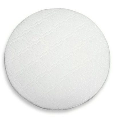 Матрас IngVart для кроваток Baggybed Round Кокос, 72x72 см 7215