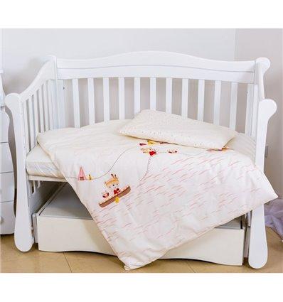 Детская сменная постель Twins Eco Line E-013 Indian summer red