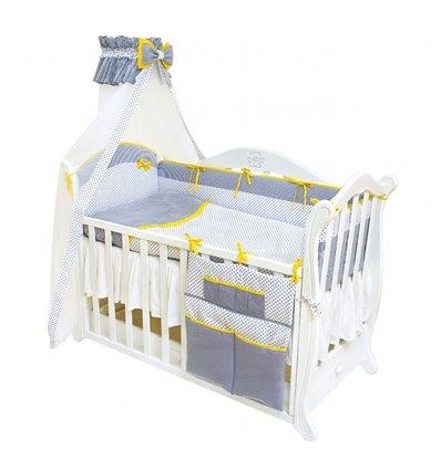 Детская сменная постель Twins Premium Glamur P-007