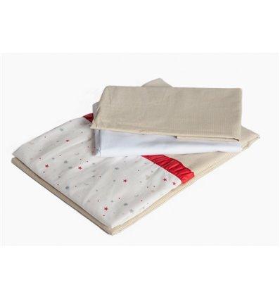 Детская сменная постель Twins Premium Starlet P-021