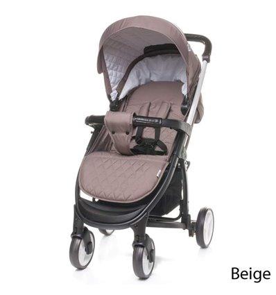 Детская прогулочная коляска 4Baby Atomic Beige