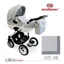 Детская коляска 3 в 1 Adbor Ottis 15