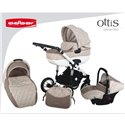 Детская коляска 3 в 1 Adbor Ottis 18