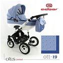 Детская коляска 3 в 1 Adbor Ottis 19