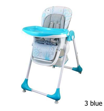 Стільчик для годування Alexis Baby Mix Junior YQ188 blue