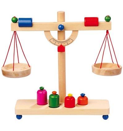 Весы деревянные Legler 4592