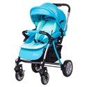 Детская прогулочная коляска Bair Fox Blue