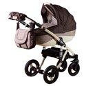 Детская коляска 2 в 1 Adamex Erika 600K