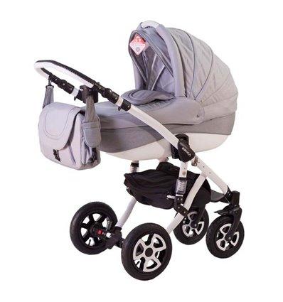 Детская коляска 2 в 1 Adamex Erika 88L