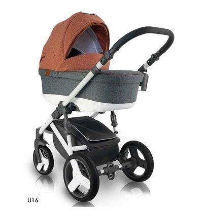 Дитяча коляска 2 в 1 Bexa Ultra U16