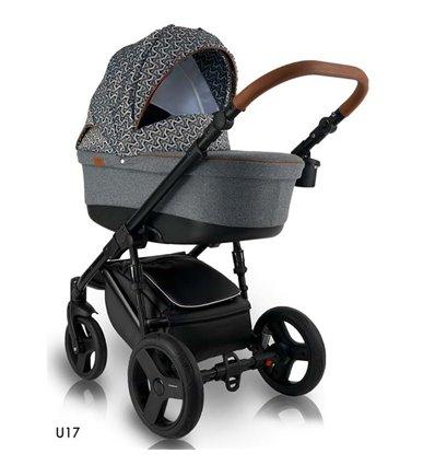Детская коляска 2 в 1 Bexa Ultra U17
