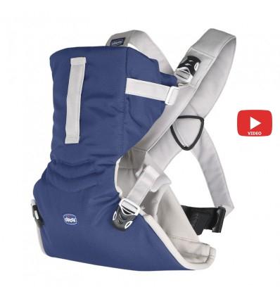 Рюкзак-кенгуру Chicco EasyFit Blue