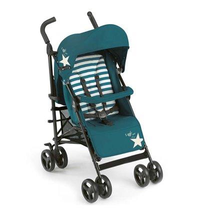 Дитяча прогулянкова коляска CAM Flip 82 бірюзова
