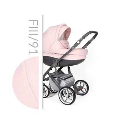Детская коляска 2 в 1 Baby Merc Faster Style 3 91