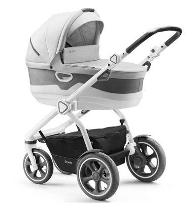 Детская коляска 2 в 1 Jedo Trim M01
