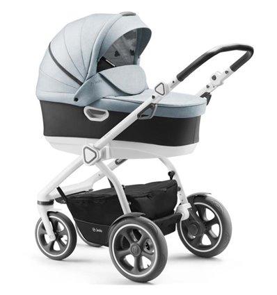 Детская коляска 2 в 1 Jedo Trim R02