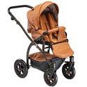 Детская коляска 2 в 1 Tutek Trido Eco 04 коричневая