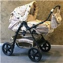 Детская коляска трансформер Trans Baby Яся 921/CuI