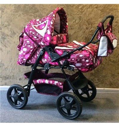 Детская коляска трансформер Trans Baby Яся CuG/16