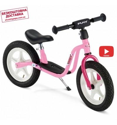 Біговел Puky LR 1L рожевий