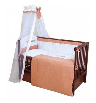 Детская постель Twins Etno E-002 Пташки 7 предметов
