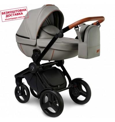 Детская коляска 2 в 1 Verdi Futuro 02 Stone Grey