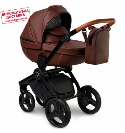 Детская коляска 2 в 1 Verdi Futuro 05 Brown Sugar