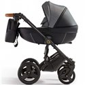 Дитяча коляска 2 в 1 Verdi Orion 01 Digital Black