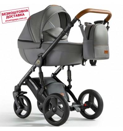 Детская коляска 2 в 1 Verdi Orion 02 Dark Grey