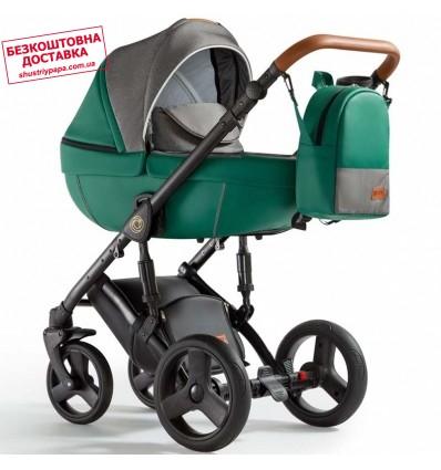 Дитяча коляска 2 в 1 Verdi Orion 04 Dark Green