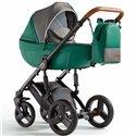 Детская коляска 2 в 1 Verdi Orion 04 Dark Green