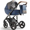 Детская коляска 2 в 1 Verdi Orion 05 Deep Blue