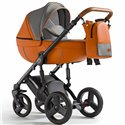 Детская коляска 2 в 1 Verdi Orion 07 Orange