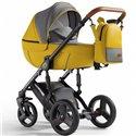 Дитяча коляска 2 в 1 Verdi Orion 08 Yellow Lemon