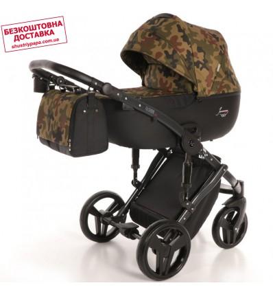 Детская коляска 2 в 1 Tako Junama Fashion Pro Army