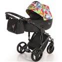 Детская коляска 2 в 1 Tako Junama Fashion Pro Jungle