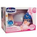 Проектор Chicco Спокойной ночи, Звезды - розовый 02427.10