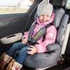 Автокресло детское Lionelo Nico фиолетовое, 9-36 кг