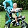 Велосипед триколісний Lionelo Tim Plus зелений