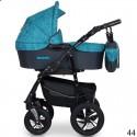 Дитяча коляска 3 в 1 Verdi Sonic 44