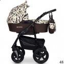 Детская коляска 3 в 1 Verdi Sonic 48