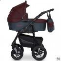 Детская коляска 3 в 1 Verdi Sonic 50